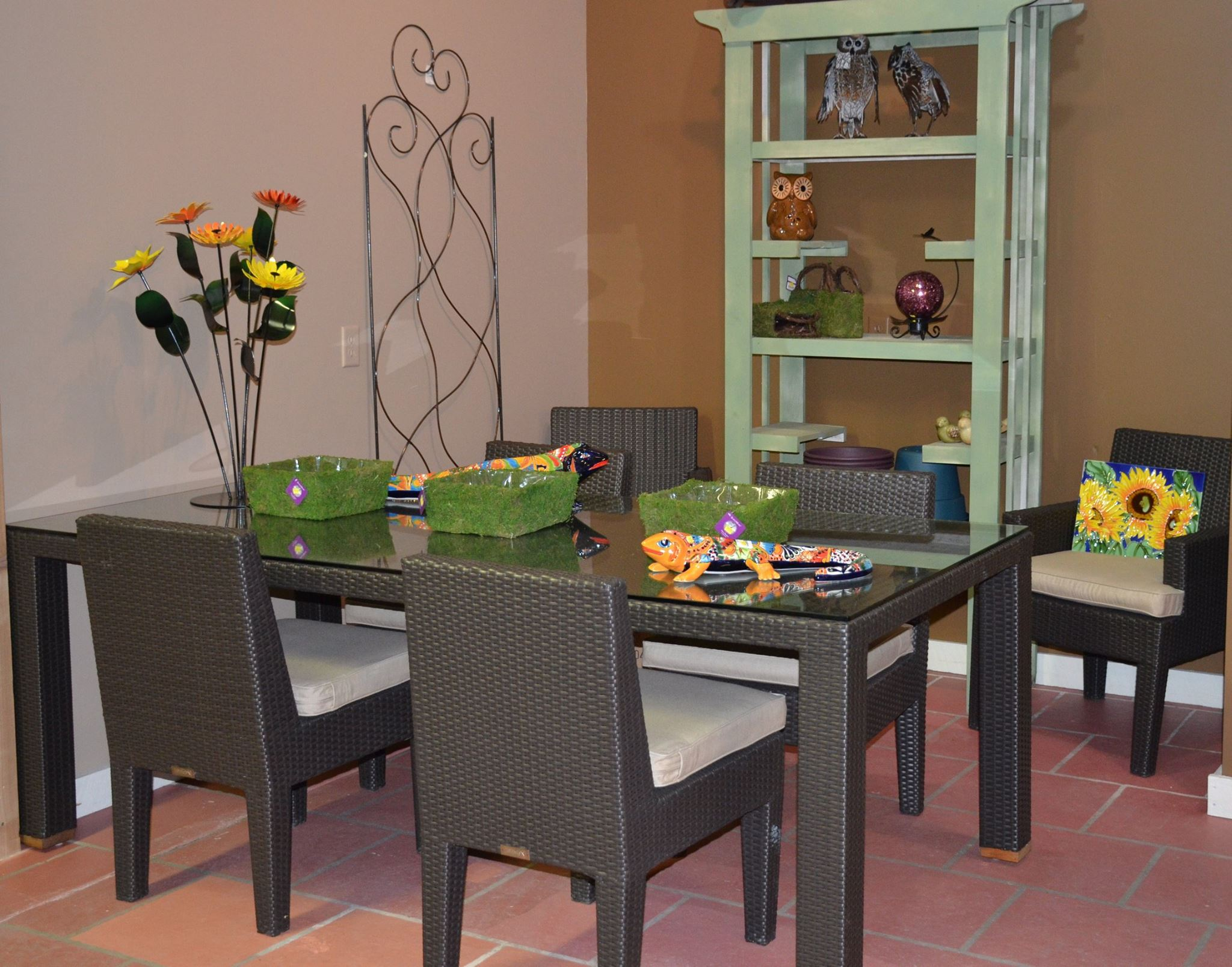 Patio Furniture and Giftware